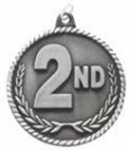 2nd Place Medal