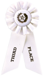 Third Place Rosette